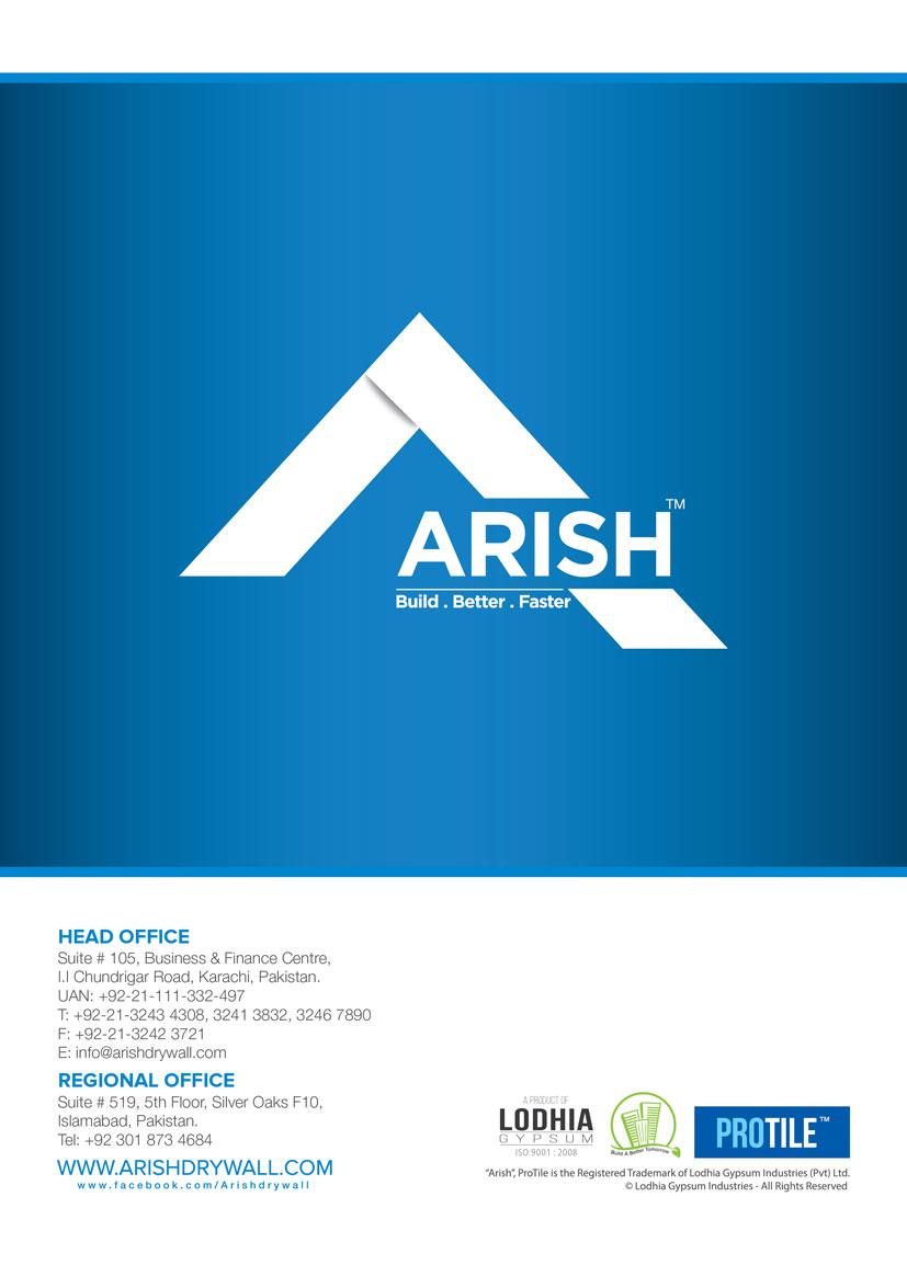 ProTile Vinyl Laminated | Arish Build, Better, Faster
